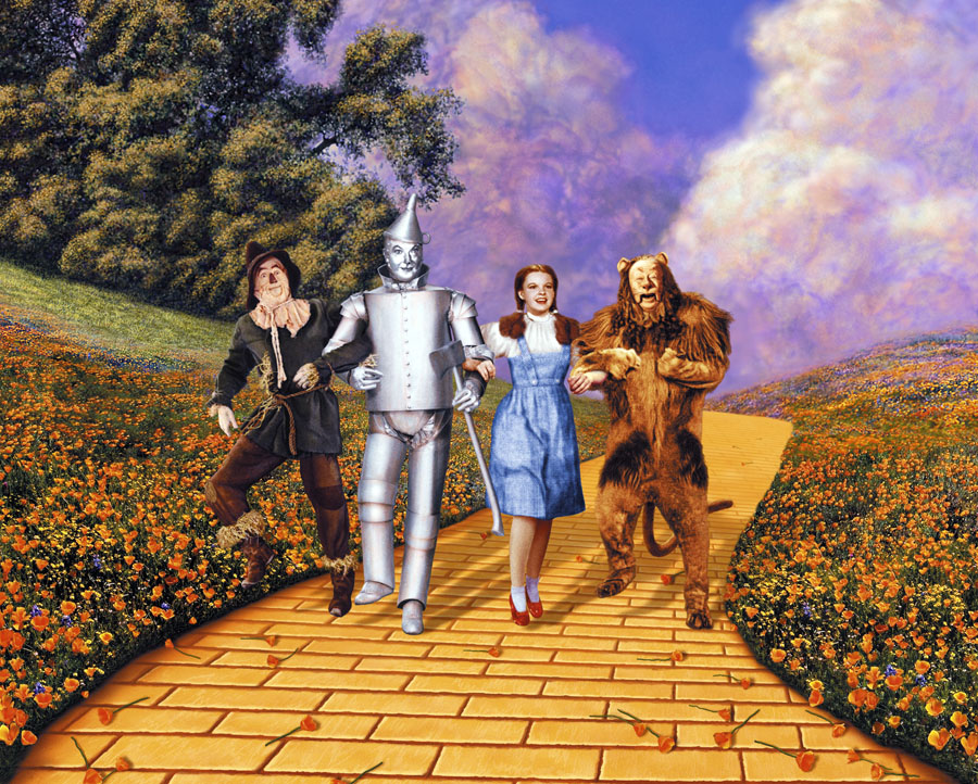 """The Wizard of Oz"""" Turns 80 With a Legacy That Winds Like the ..."""