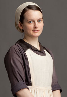 kitchen maid light oak cabinets daisy mason nee robinson assistant cook played by sophie mcshera