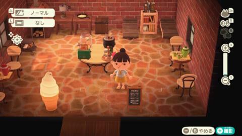 喫茶店 あつ 森 【あつ森】山の中にある喫茶店のシフォンケーキはだいたいうまい【島クリエイト】