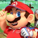 マリオゴルフ スーパーラッシュロゴ
