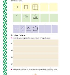 NCERT Book Class 3 Maths Chapter 10 Play with Patterns   AglaSem Schools [ 1140 x 850 Pixel ]