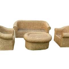 Rattan Sofa Set Online India Slipcover Amazon Cane Furnitures Best