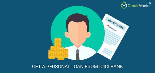 Icici Bank Personal Loan Against Credit Card