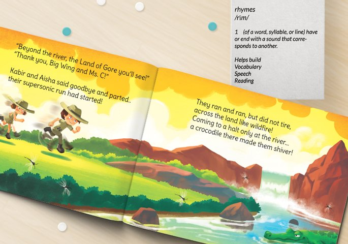bookyboo personalised story books