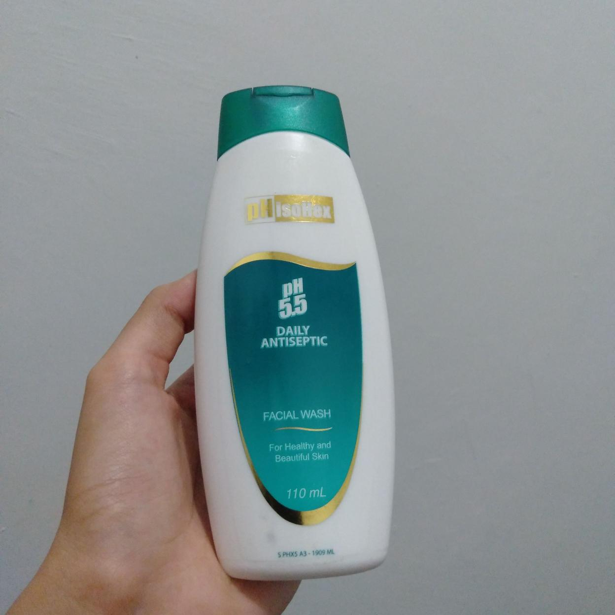 Phisohex Facial Wash Daily Antiseptic Review Female Daily