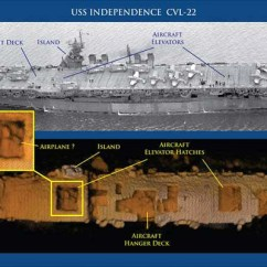 Aircraft Carrier Diagram 1998 Nissan Maxima Exhaust System Amazingly Intact Wwii Found In Pacific This Combination Photo Obtained Courtesy Of The National Oceanic And Atmospheric Administration
