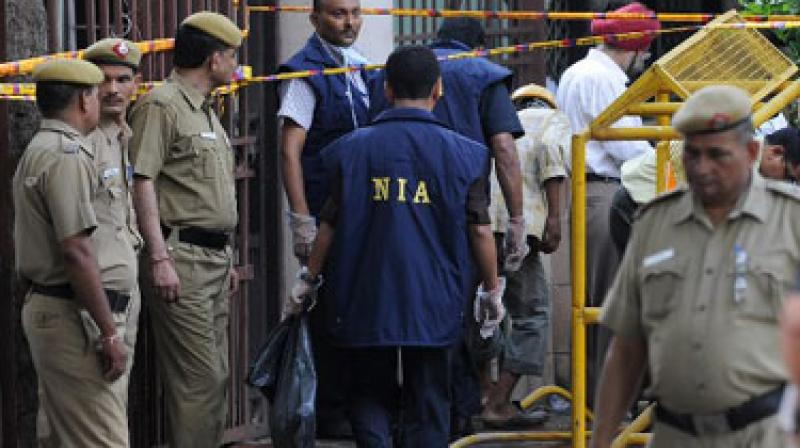 The sources said a NIA team led by a DIG-rank officer went to Anantnag on Saturday and held a meeting with senior police officials there.