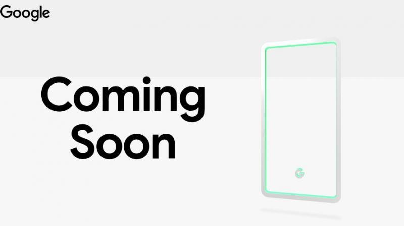 Google teases Pixel 3's new Mint Green colour