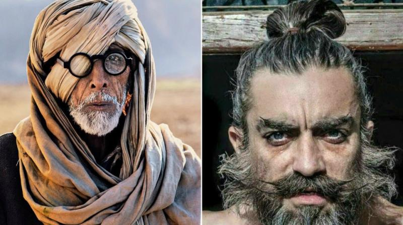 Amitabh And Aamir's Thugs Of Hindostan Look Leaked? Here's