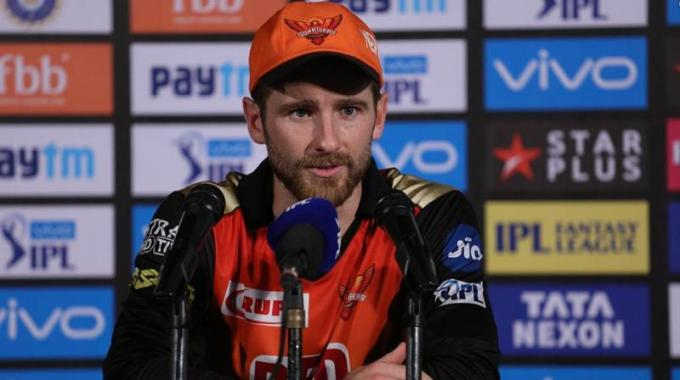 Image result for kane williamson srh