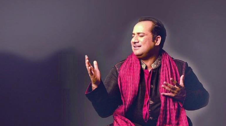 Image result for Rahat Fateh Ali Khan Granted With A Show Cause Notice From FBR