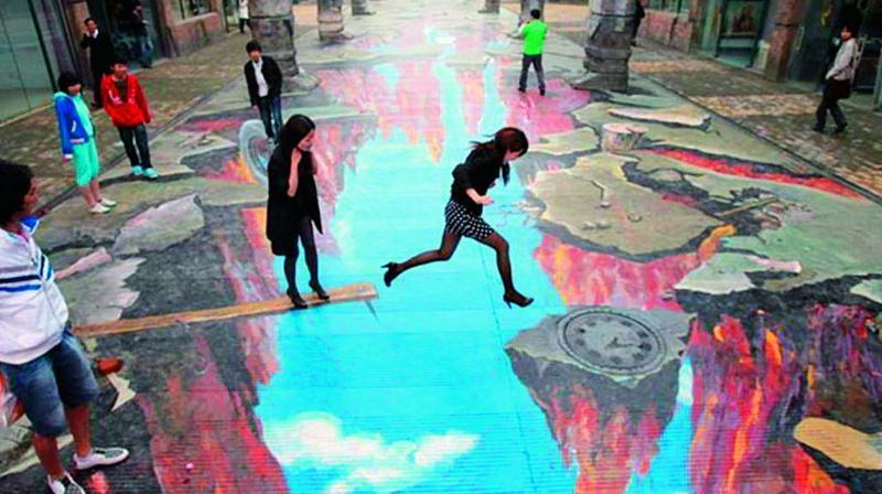 bathukamma art is not