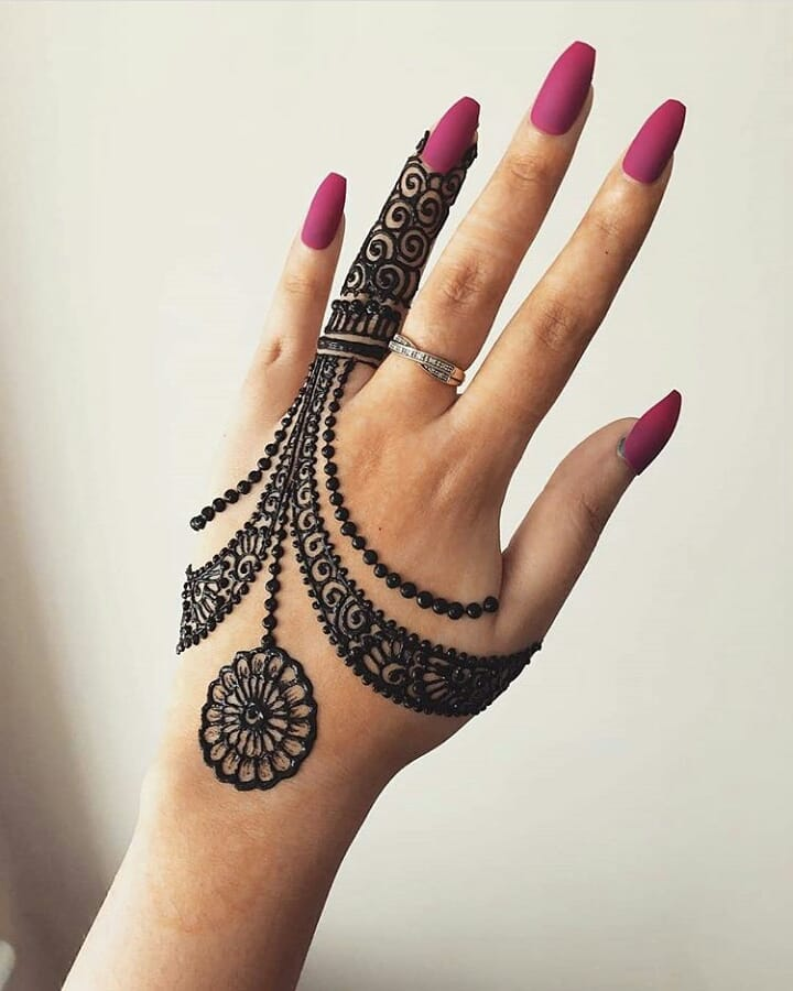 Although, the bridal mehndi designs for full hands both front and back needs to be amazingly beautiful but the bridal mehndi design for back hand needs to. 13 Back Hand Mehndi Designs That Will Steal Your Heart Meesho