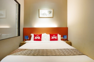 Book A Budget Room In Zen Rooms Changi Village Singapore