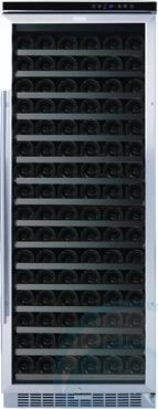 166 Btls Delonghi Wine Storage Cabinet DEWC166S ...