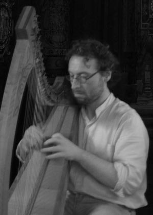Alain Harpe in Kadish Gallery