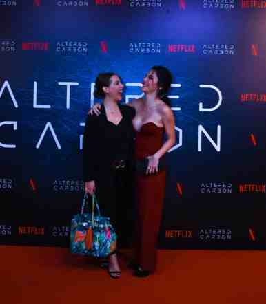 Netflix_Altered_Carbon_Mexico_Premier,January2018,Clauida_Lizaldi&Martha_Higareda_AlekzanderWolf-2