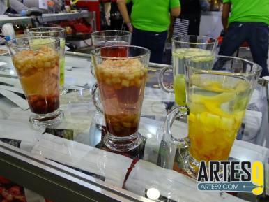 expo cafe TISANAS