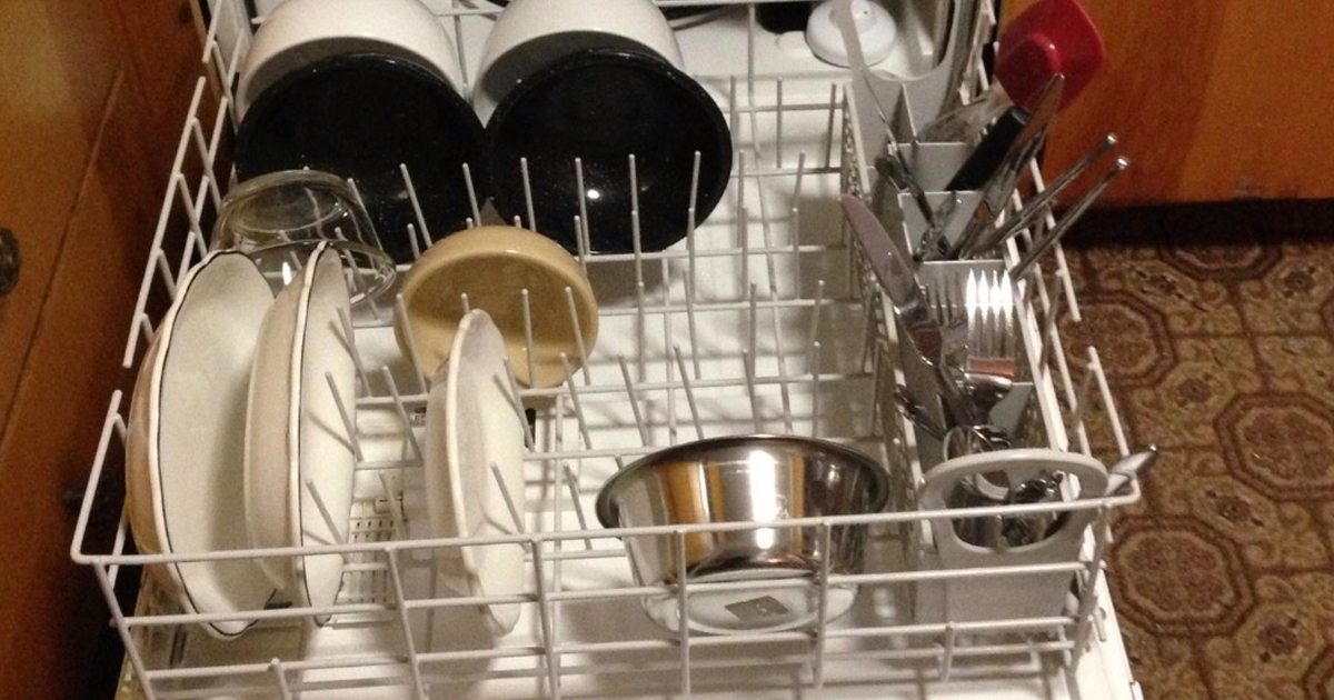 The Mystery Of The Broken Dishwasher