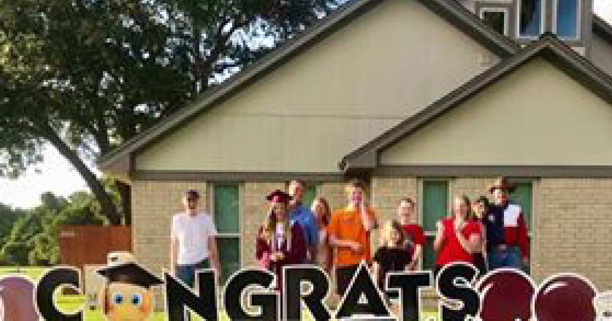 How To Improve A Bummer Of A Graduation Photo