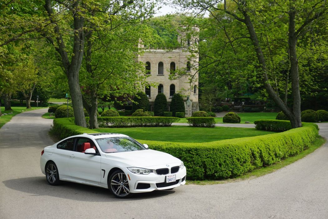 bf review the 2014 bmw 435i xdrive vs the audi s4 bimmerfile. Black Bedroom Furniture Sets. Home Design Ideas
