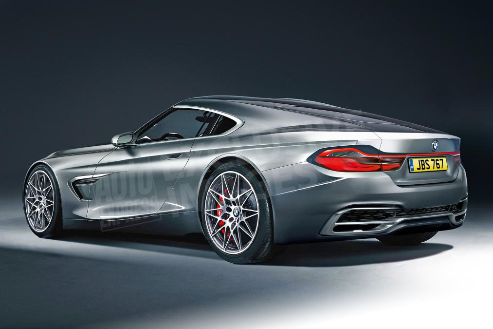 Rumor Bmw To Build 911 Fighter With Next Generation 6