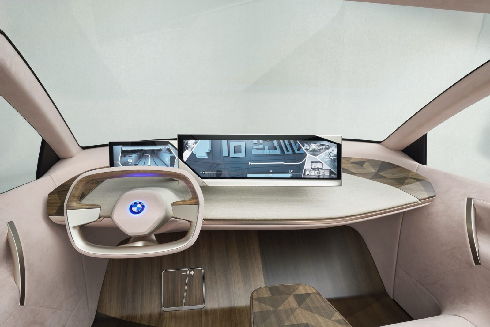 Bmw Showcases Connectivity At Ces