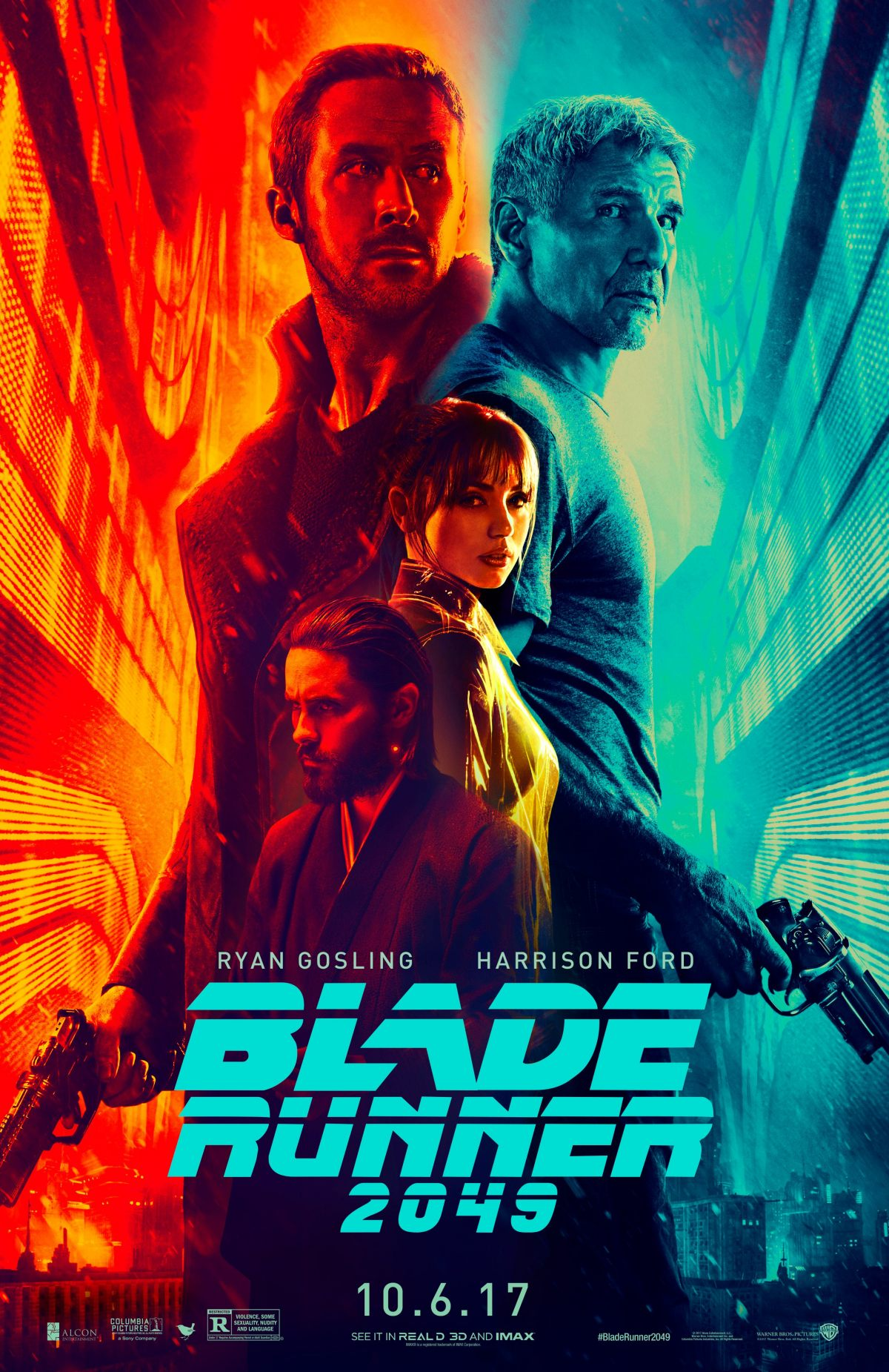 Image result for blade runner 2049 poster