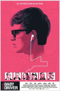 Let Mondo And Phantom City Creatives BABY DRIVER Poster ...