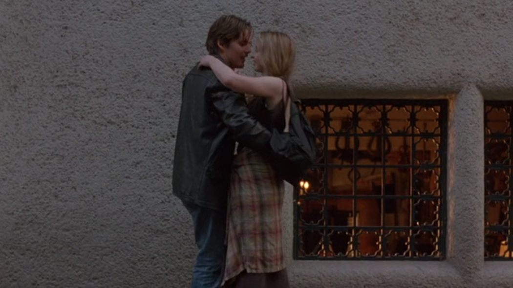 Paris In The Fall Wallpaper Before Sunrise The Poet And The Pragmatist Birth Movies