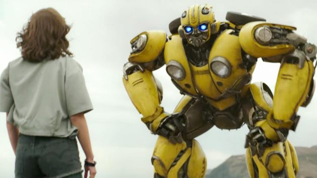 Bumblebee Movie First Weekend 3rd Day Total Box Office Collection