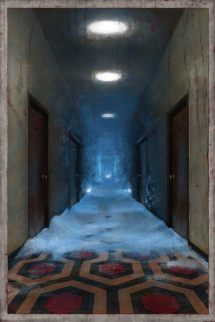 Stephen King The Shining Overlook Hotel