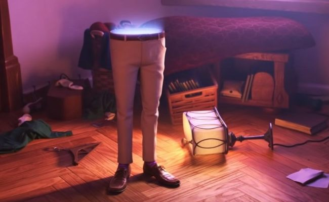 New Trailer For Pixar S Onward Is Just As Weird As The