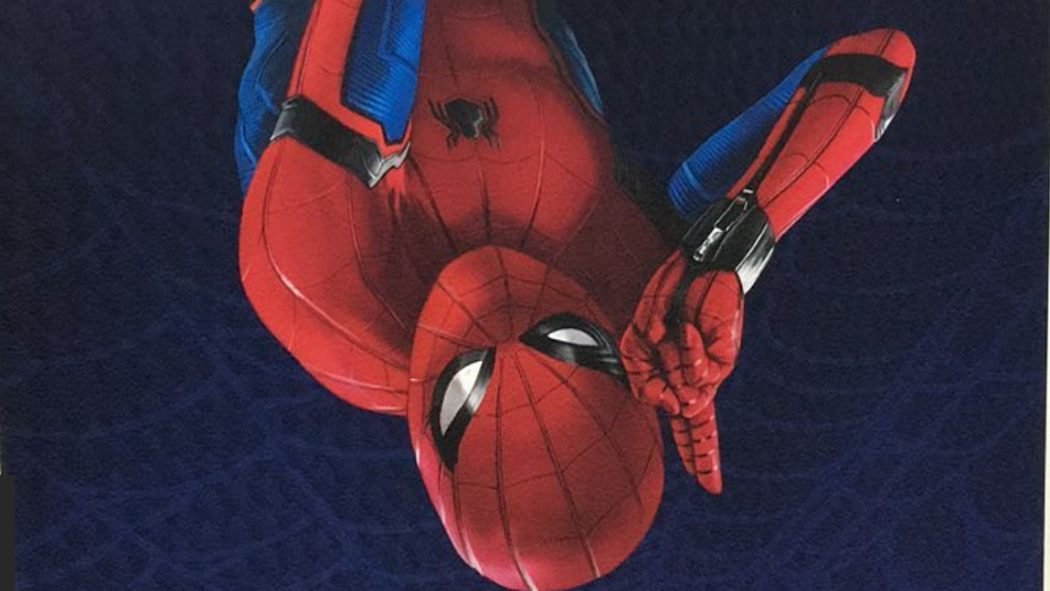 This New SPIDER MAN HOMECOMING Poster Will Turn Your