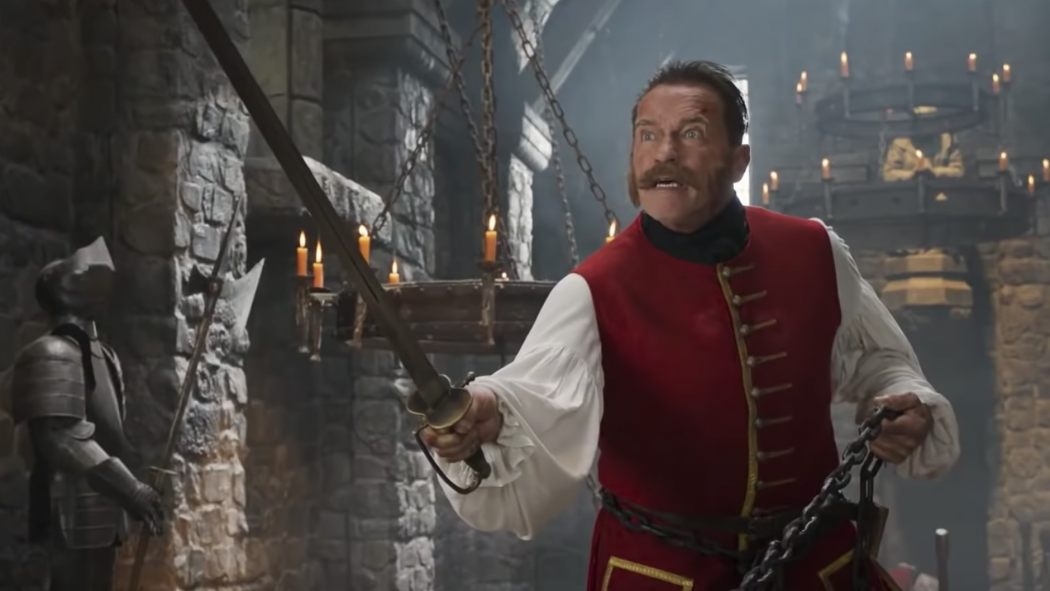 THE IRON MASK Trailer Promises Jackie Chan Fighting Arnold Schwarzenegger. Briefly   Birth.Movies.Death.