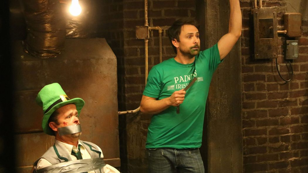 Cute Leprechaun Wallpaper It S Always Sunny Review 11 08 Charlie Catches A