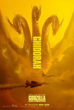 Hasil gambar untuk Godzilla: King of Monsters 2019 poster