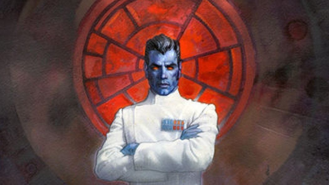 Admiral Thrawn Becomes Canon In Star Wars Rebels Birth