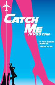 Poster for Catch Me If You Can - New York, NY