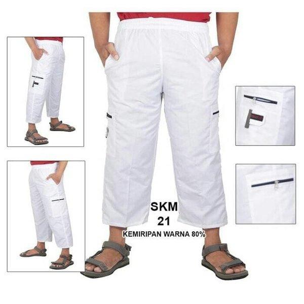Promo Celana Panjang Pria Celana Sirwal Muslim Bahan Katun