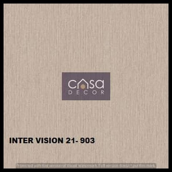 HOT DEAL WALLPAPER INTER VISION 21-900 SERIES 21-906