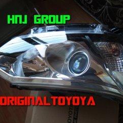 Headlamp Grand New Avanza 2018 Putih Jual Veloz 1 5 Projector Atau Lampu Besar Original Toyota Di Lapak Hnj Motor Of Group Endik0715