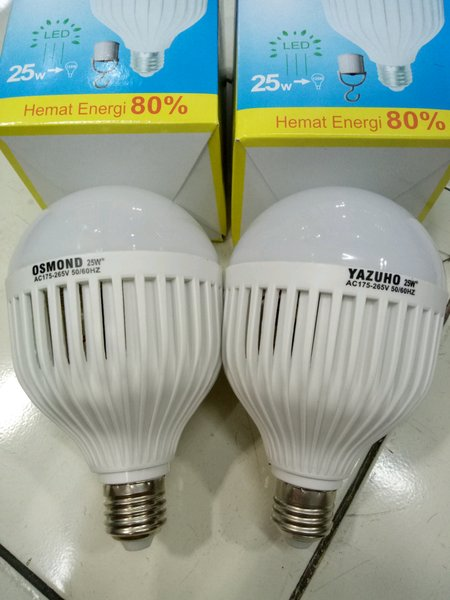 Lampu Emergency Yazuho 25w LED