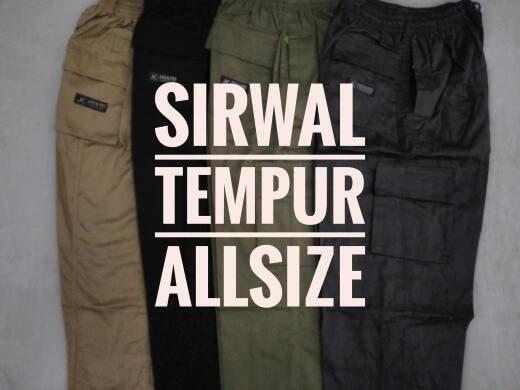 PROMO - celana sirwal tempur