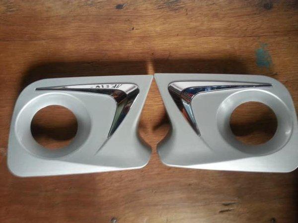 garnish fog lamp grand new avanza toyota yaris trd harga jual ring cover foglamp all xenia model ori colour berkualitas