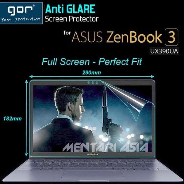 Termurah - Screen Protector for ASUS ZenBook 3 UX390UA GOR Full Screen MATTE
