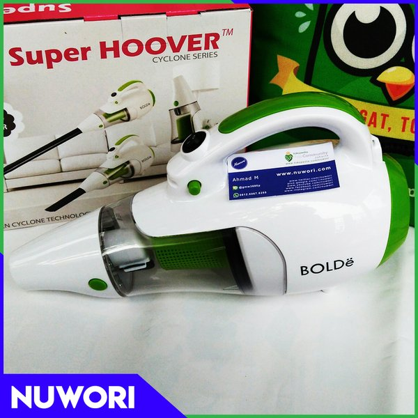 Super Hoover Bolde Vacuum Cleaner