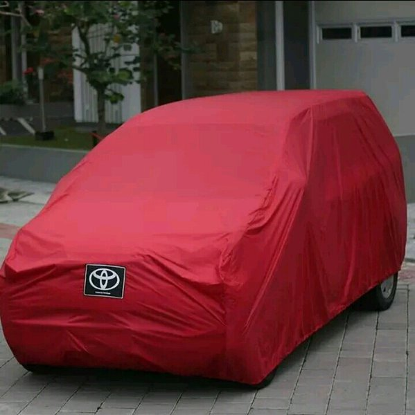 cover mobil avanza - selimut toyota mobil