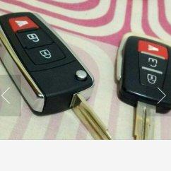 Flip Key Grand New Avanza 2015 Kaskus Jual Casing Kunci Lipat Mobil Toyota Veloz Proton Exora