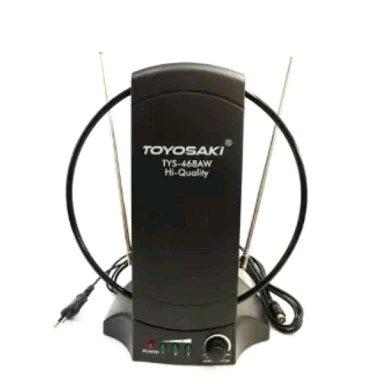 TOYOSAKI INDOOR TV ANTENNA - Antena TV Indoor Toyosaki TYS-468aw